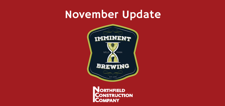 Imminent Brewing November Update