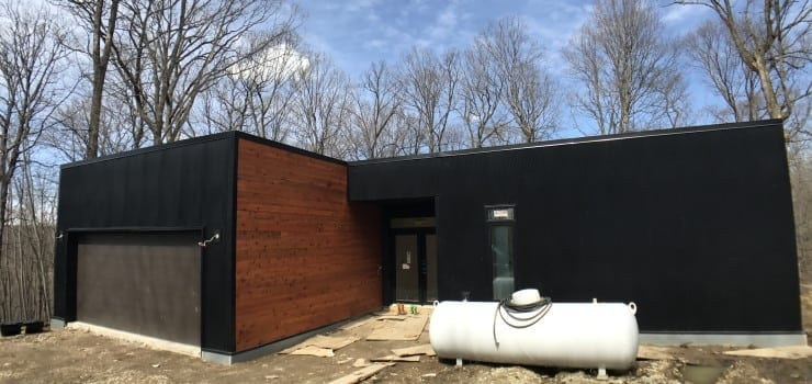 Modern Minimalist Home Project | Northfield, MN