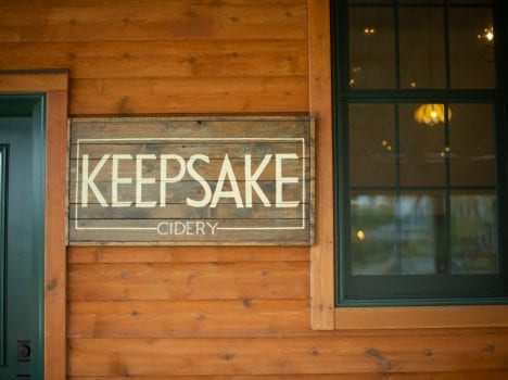 Project Overview: Keepsake Cidery