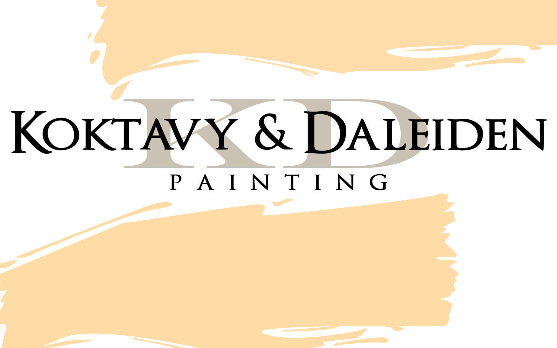 Ask the Tradesman: Koktavy & Daleiden Painting